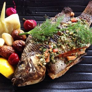 Masakan Ikan Petrus Danau Galilea img