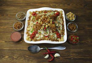 Koshary - makanan khas holy land img