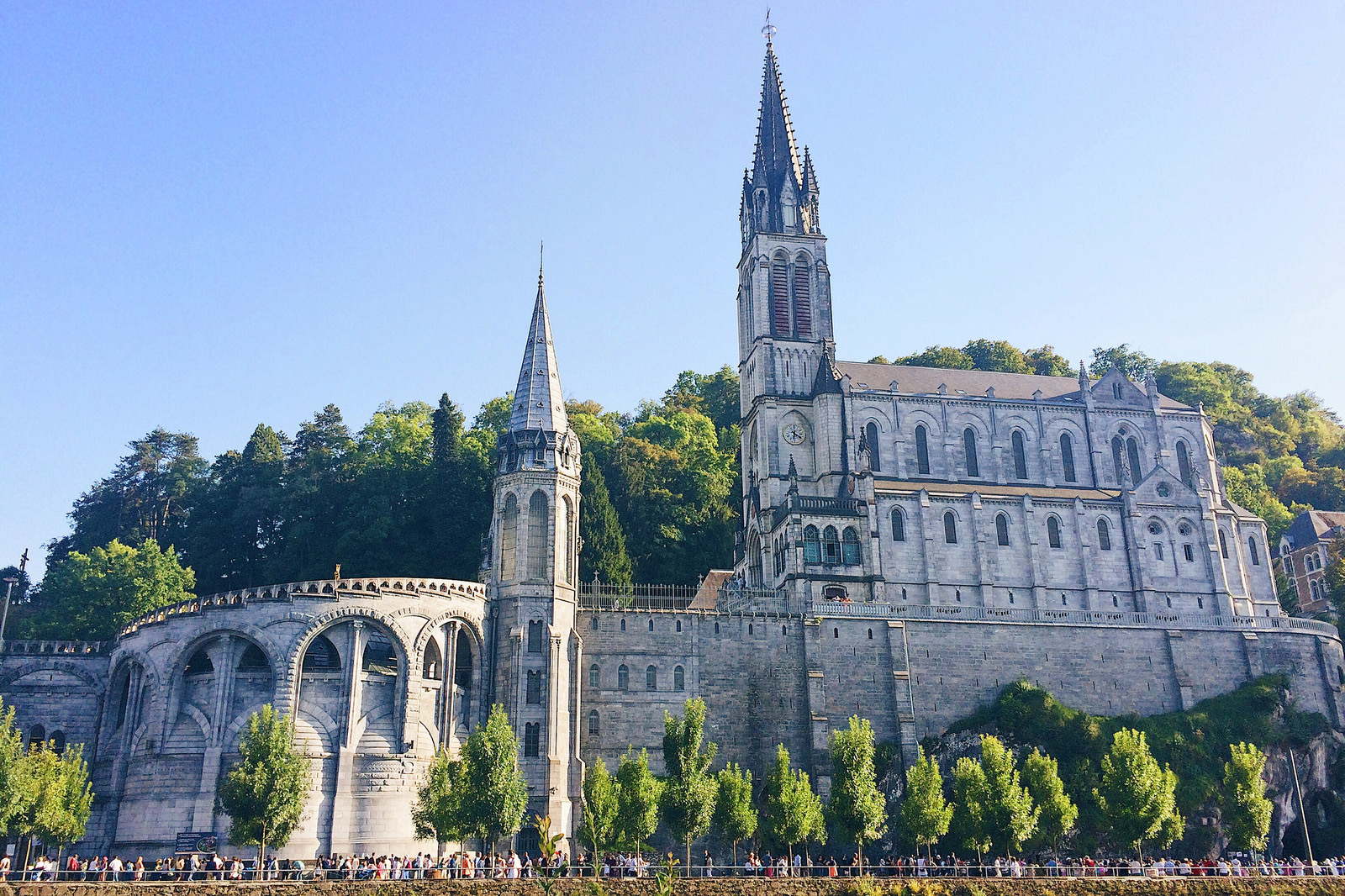 Sanctuary of Our Lady of Lourdes img