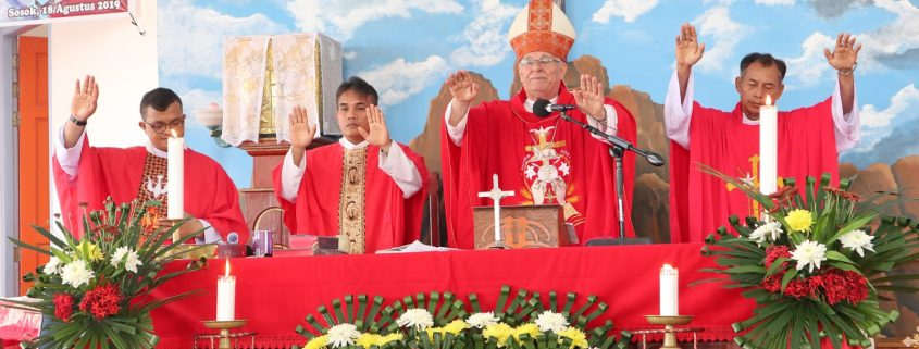 Sakramen Wajib dan Harus Diterima Bagi Umat Katolik