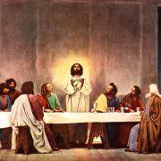 Baptis dan Perjamuan Kudus Dalam Kristen