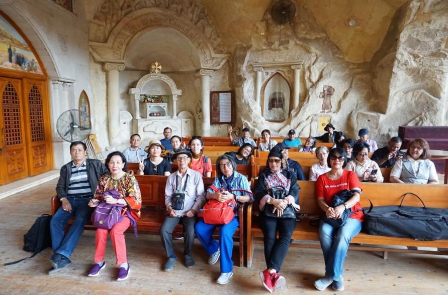 Harga Tour ke Holyland Yerusallem 2020