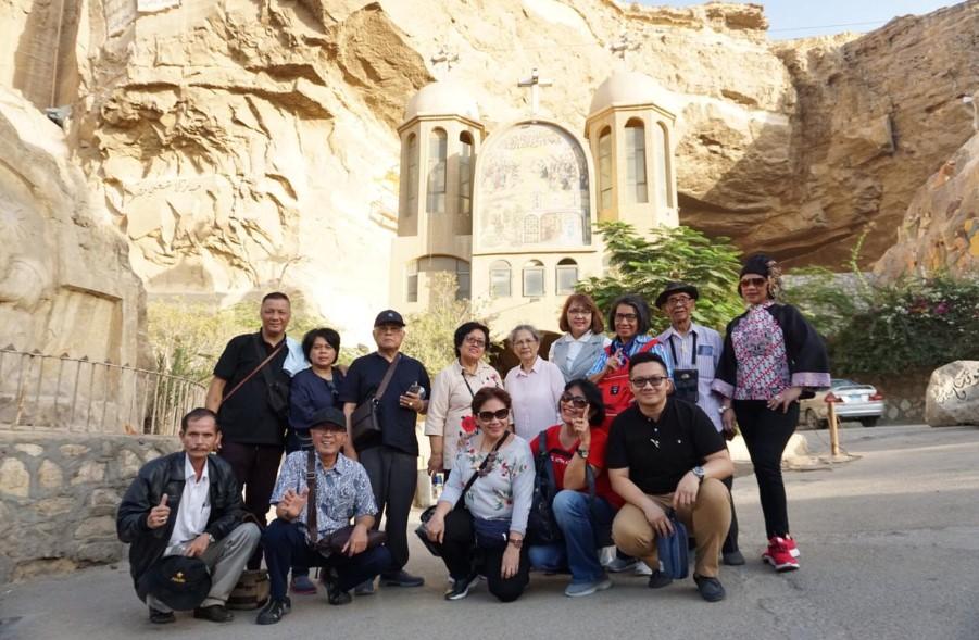 Promo Paket Tour Holyland Katolik 2020