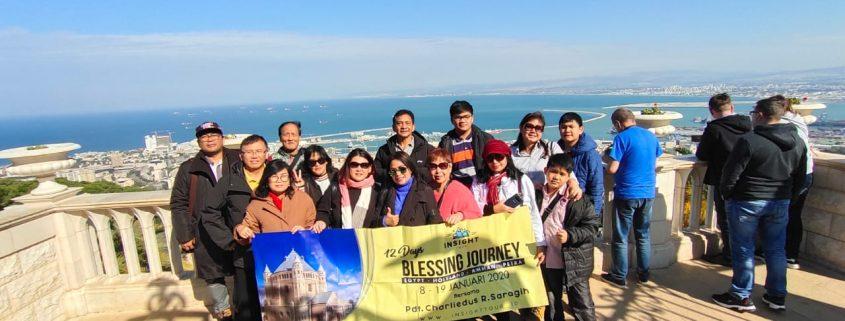 Promo Paket Tour ke Tanah Suci Yerusalem
