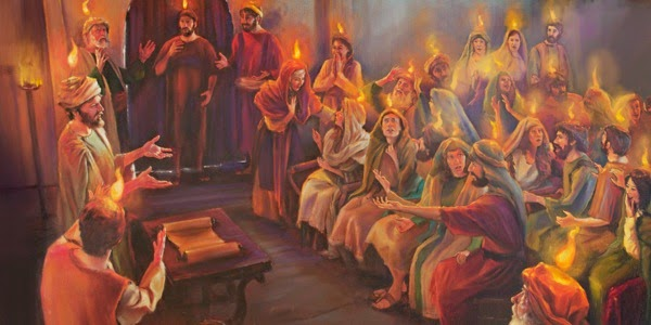 Makna Pentakosta Untuk Umat Kristen