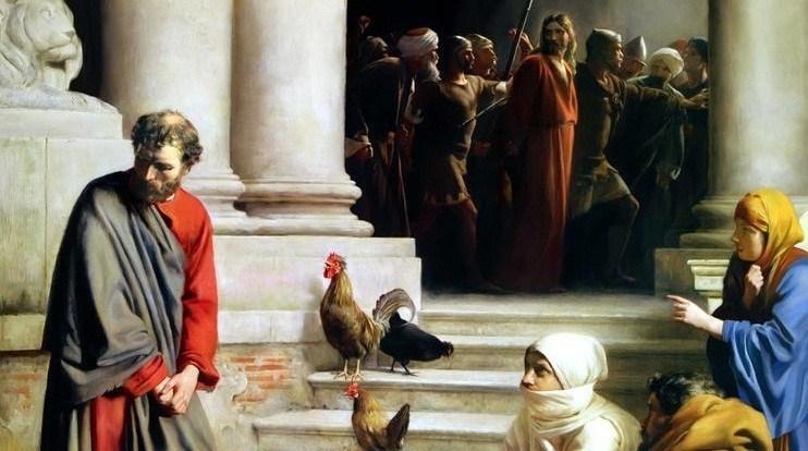 Makna Simbol Ayam Jago Dalam Kristen