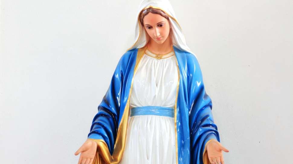 Mengapa Maria Disebut Bunda Allah? Ini Alasannya
