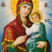 Katekese, Peran Maria dalam Karya Keselamatan Umat Allah