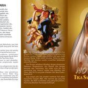 Kekuatan Doa Novena Tiga Salam Maria yang Luar Biasa