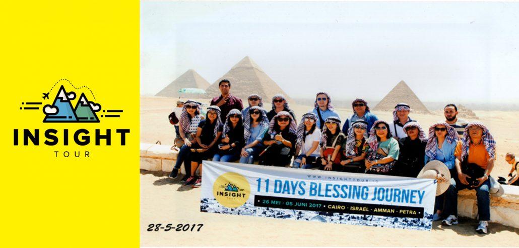Holy Land Tour Murah