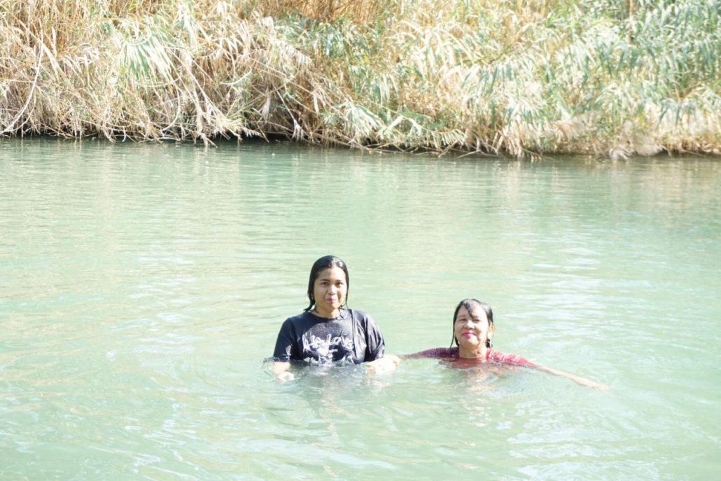 Tour Ke Holyland, Mesir, Dan Petra